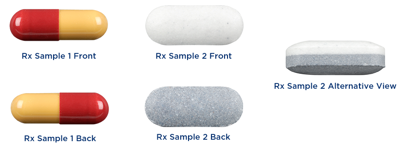Sample Pharmaceutical Content Capture Images